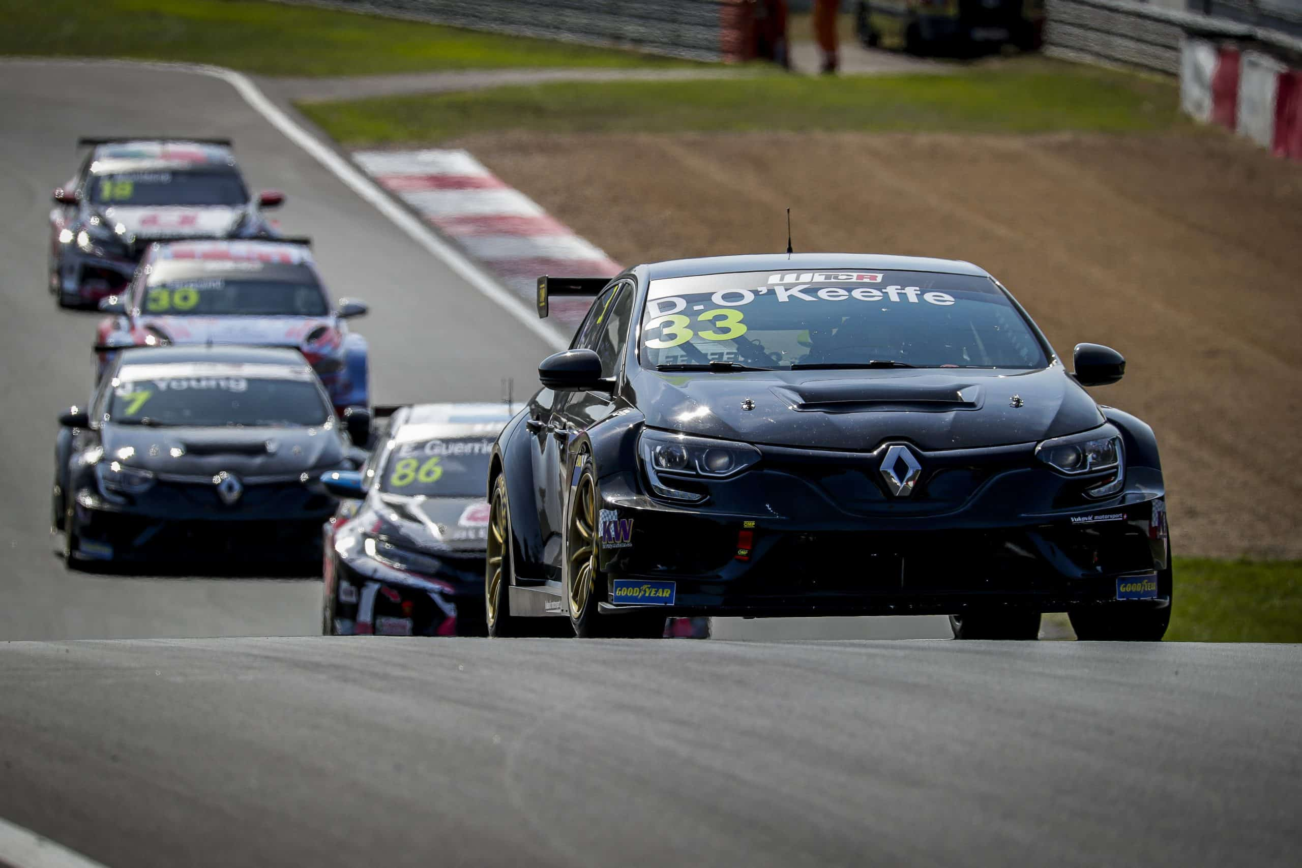 Dylan O'Keeffe eyes more WTCR races after solid debut