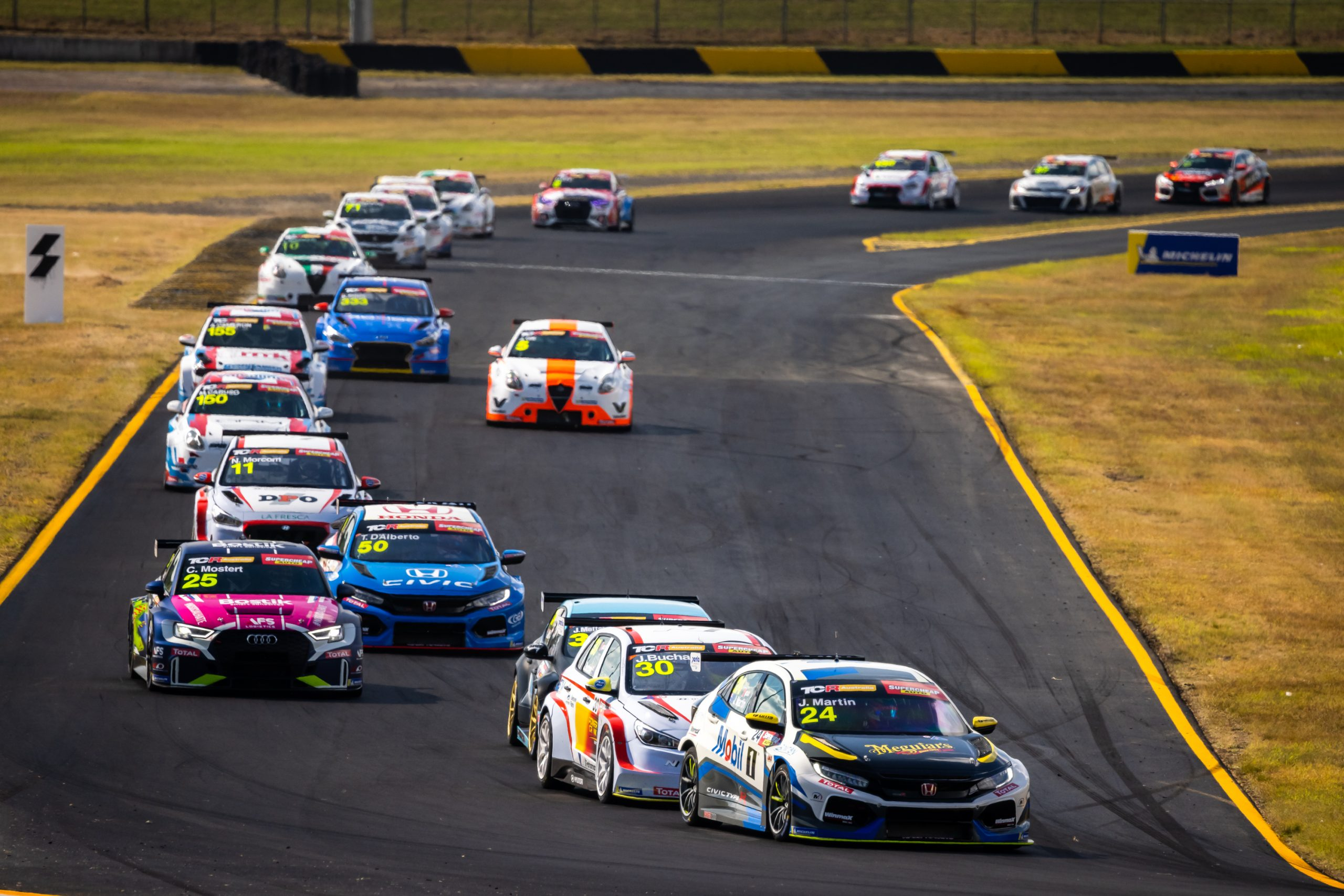 Milestone passed with 1000 TCR cars produced globally