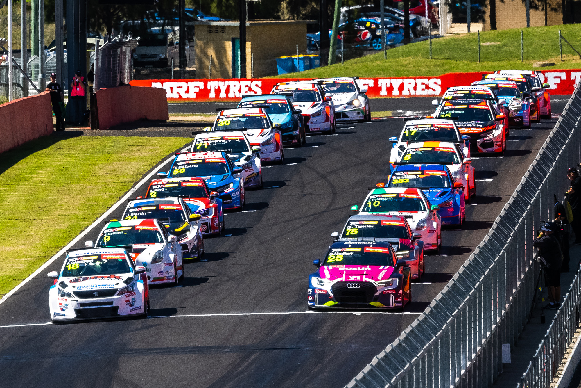 REVIEW & ANALYSIS: The TCR Australia points battle at the half way mark